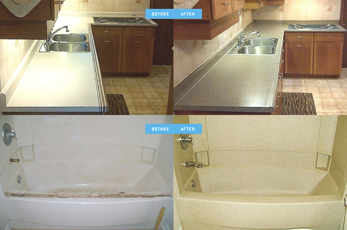 Get a Free  No Obligation Quote. Get a Countertop  Shower or Bathtub Refinishing Quote